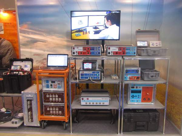 Посещение международной научной выставки