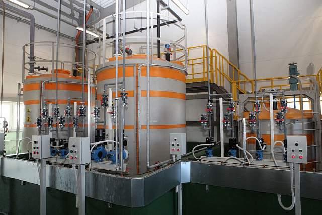 Завод очистительных сооружений