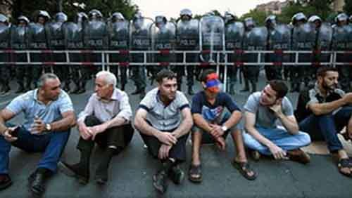 Россия сорвала инспирированный США тайный переворот в Армении