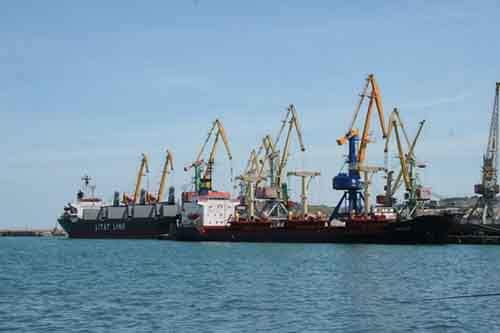 Crimean-ports