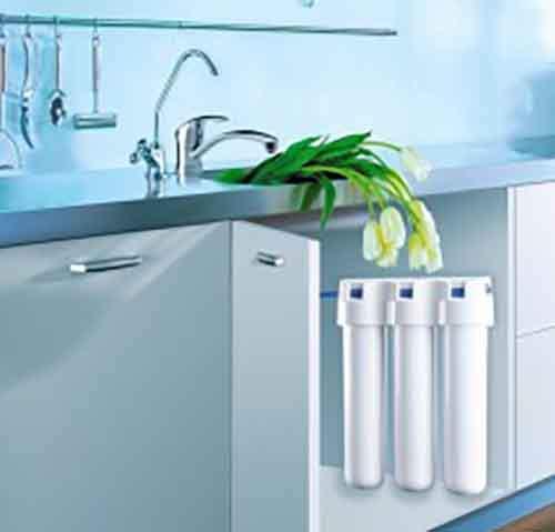 Фильтры тонкой очистки воды для кухни