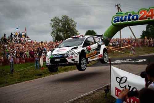 Auto24 Rally Estonia – мастерство и красота