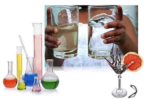 Химический анализ состава воды