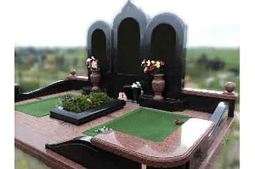 Элитные надгробия и памятники