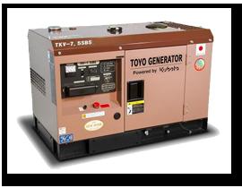 Дизель генераторы: правила монтажа