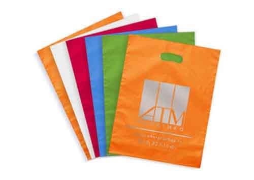 Пакеты с логотипом - эффективный инструмент маркетинга