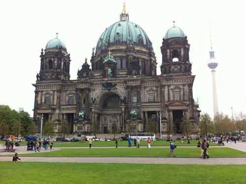 Прогулка по Берлину будет интересней с гидом