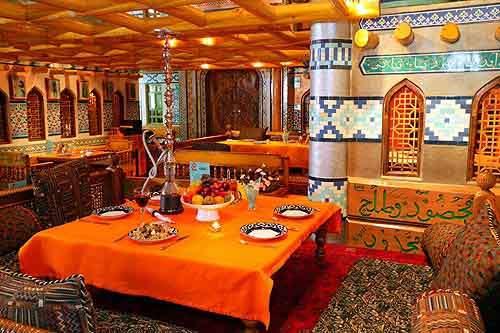 Насладитесь восточной кухней в Чайхоне №1