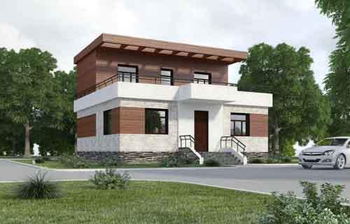 Быстрое строительство дома под ключ