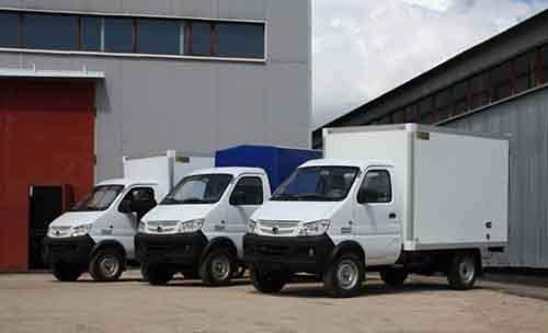 О малотоннажных грузовичках в сфере перевозок