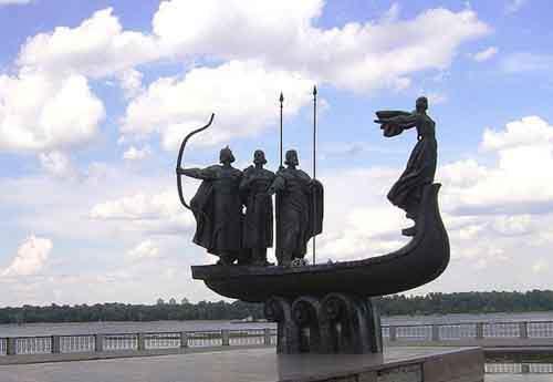 Путешествие в Киев. За один день не управиться