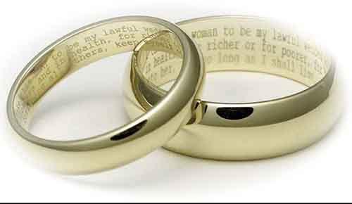 Обручальные кольца на любой вкус