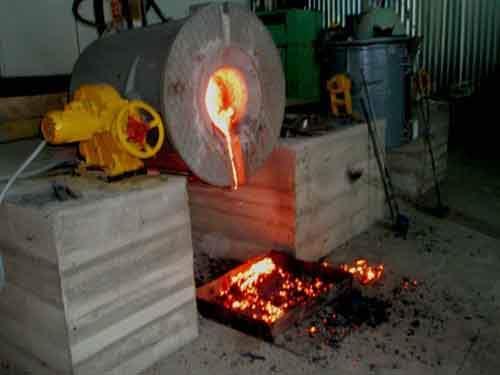 Электротермическое оборудование: индукционные печи и их особенности