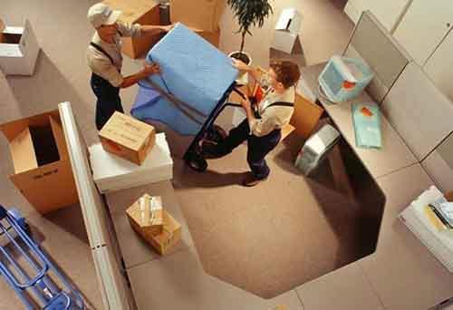 Правильная перевозка сейфа при офисном переезде
