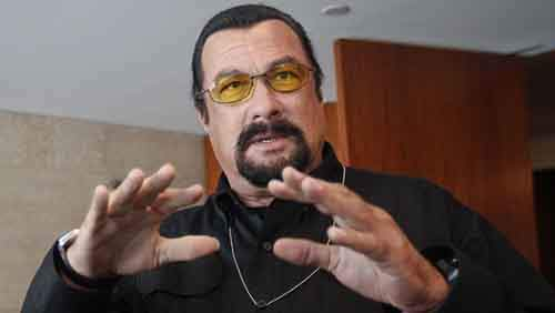 steven seagal reuters