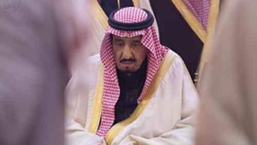 Король Саудовской Аравии Салман госпитализирован с диагнозом слабоумие