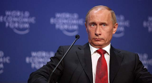 Opening Plenary of the World Economic Forum Annual Meeting 2009: Vladimir Putin
