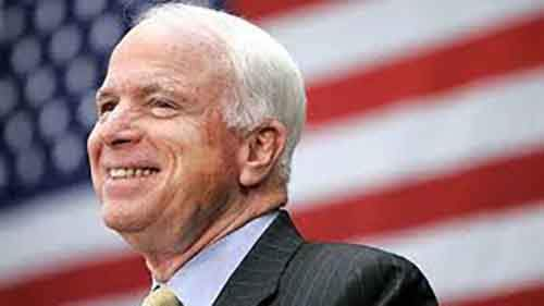 Сенатор Маккейн предлагает сбивать российские самолёты