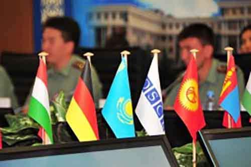 Усиление безопасности в Казахстане