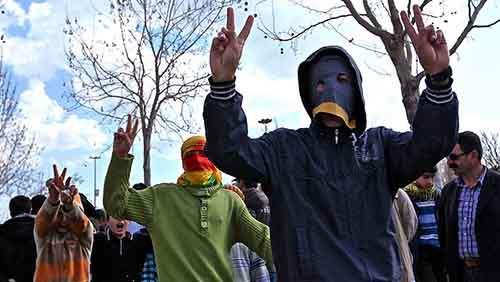 Radicalization of Kurdish Youth