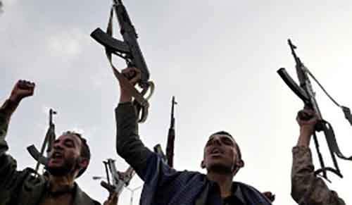 Йеменские войска захватили несколько стратегических военных баз в Саудовской Аравии