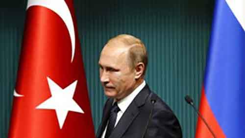 Россия наносит ответный удар Турции, меняя ситуацию в Сирии