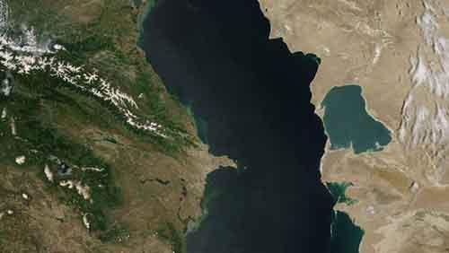 Caspian-Sea