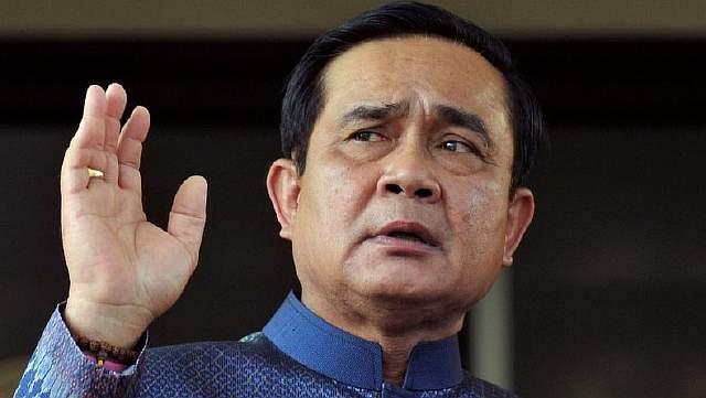 Премьер-министр Тайланда Прают Чан-Оча