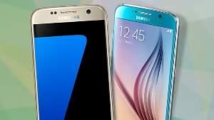 Samsung Galaxy S7 шаг вперёд по сравнению с S6