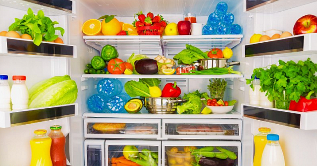 clean-fridge