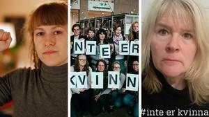 Шведские феминистки: «Пожалуйста, не защищайте нас  от изнасилования мигрантами»