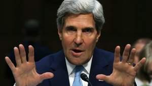 «Вы что, хотите, чтобы мы начали войну с русскими?» – взбешенный нападками Джон Керри «выбрасывает полотенце»