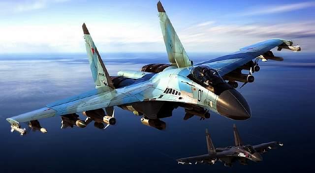 Российский Су-35