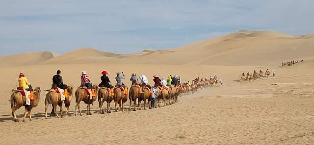 Подпись к изображению: Древний Шелковый Путь, новая эра евразийской геополитики