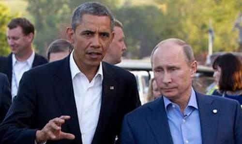 Подпись к изображению: Настойчивые попытки США изобразить российского президента Владимира Путина как воплощение зла не приносят пользы никому