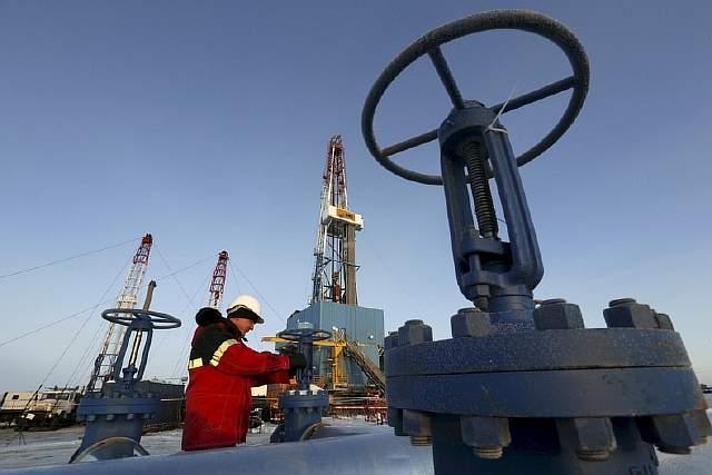 Подпись к изображению: Россия снова угрожает превратить поток углеводородов в инструмент политического влияния?