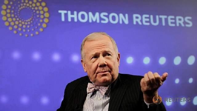 Подпись к изображению: Джим Роджерс, президент компании «Rogers Holdings», выступает во время инвестиционного саммита в Нью-Йорке, 7 сентября 2010 года