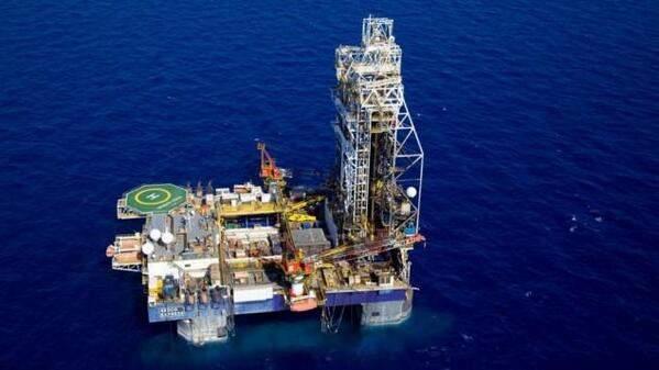 Подпись к изображению: Россия, возможно, заинтересована в переговорах о разработке морского месторождения газа Левиафан в Израиле
