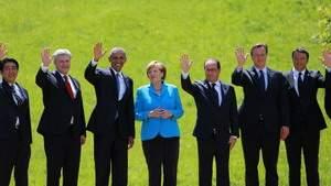 Саммит G7: ни России ни Китая не будет, однако обе страны в повестке обсуждений