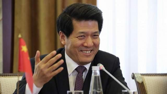 Посол Китая в России Ли Хуэй