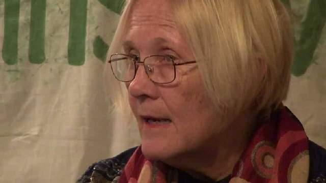 Подпись к изображению: Энн Райт - бывший офицер и дипломат США