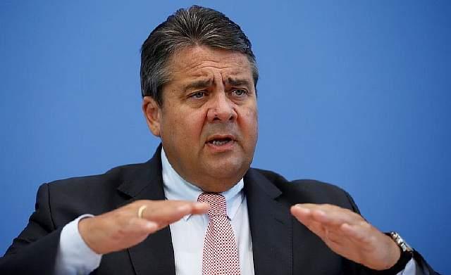 Министр экономики Германии Зигмар Габриэль.