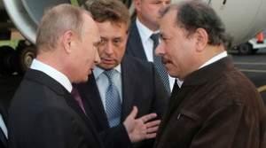 Россия делает в Никарагуа ход в Западном полушарии