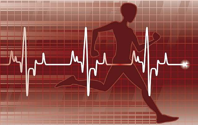A cardiogram and a physical fitness exam