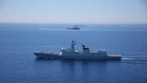 Россия способствует обострению напряжённости в Южно-Китайское море