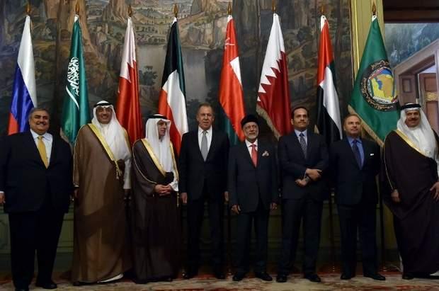 RUSSIA-GCC-DIPLOMACY