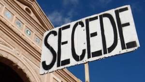 На фоне политической поляризации американского общества обсуждения отделения штатов набирают обороты