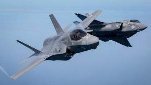 Испытатель из Пентагона: F-35 всё ещё «не дотягивает»