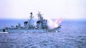 Россия и Китай объединяются против Америки? Российские военные корабли вошли в спорные воды Южно-Китайского моря