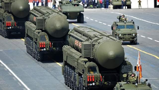 Подпись к изображению: Военный парад в Москве, посвященный 70-й годовщине победы в Великой Отечественной Войне 1941-1945 гг.